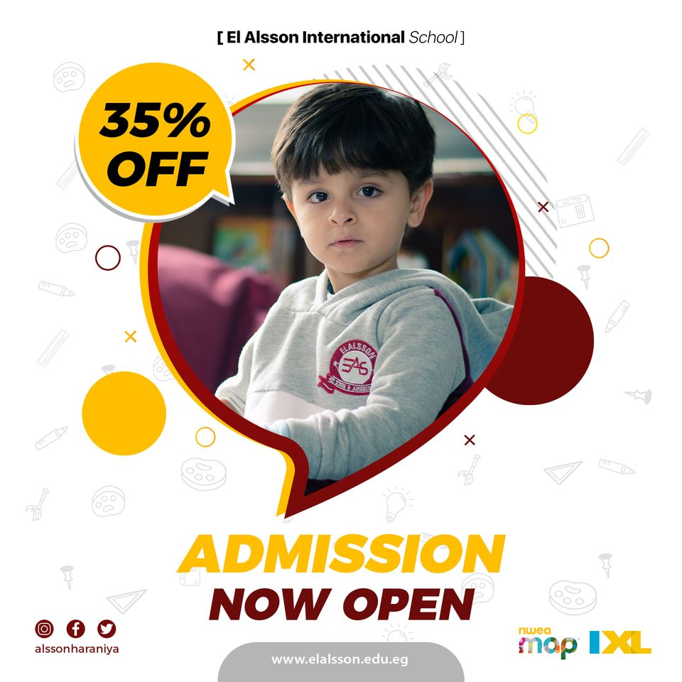 El Alsson School Harraniya - Admission is open
